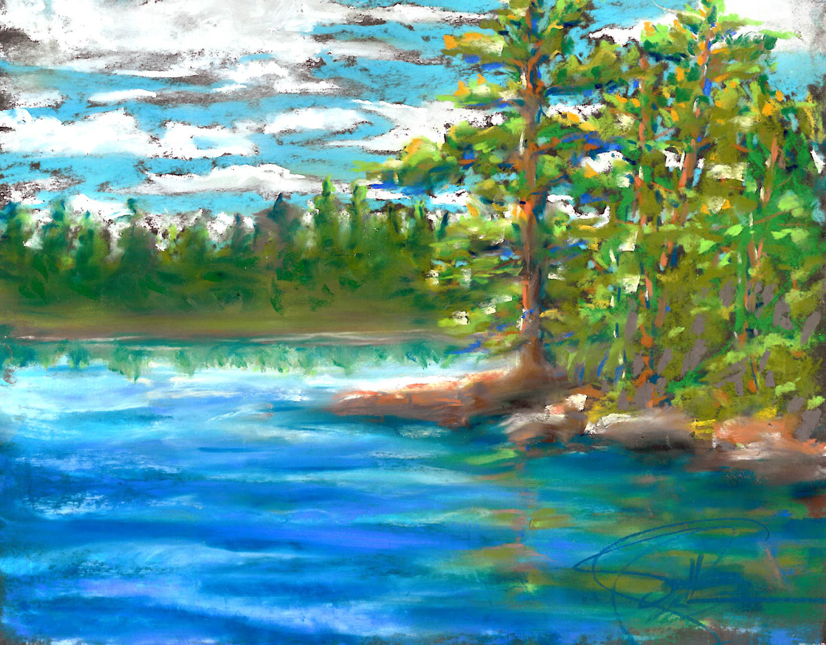 Boundary Waters (large view)