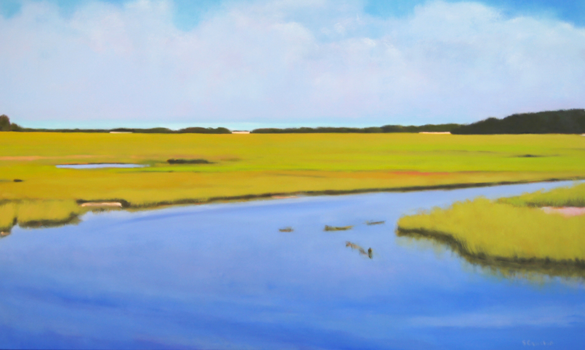 Sweeping Salt Marshes (large view)