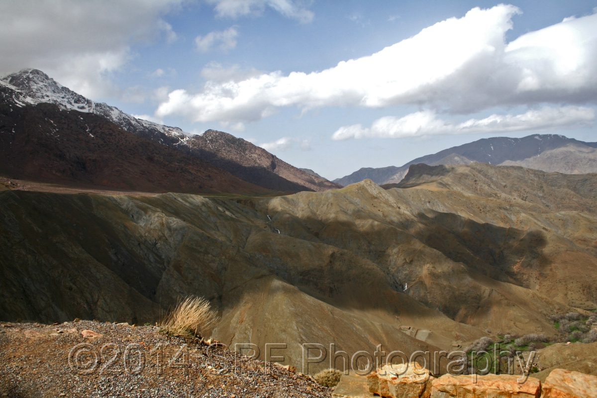 High Atlas Mountains  (large view)