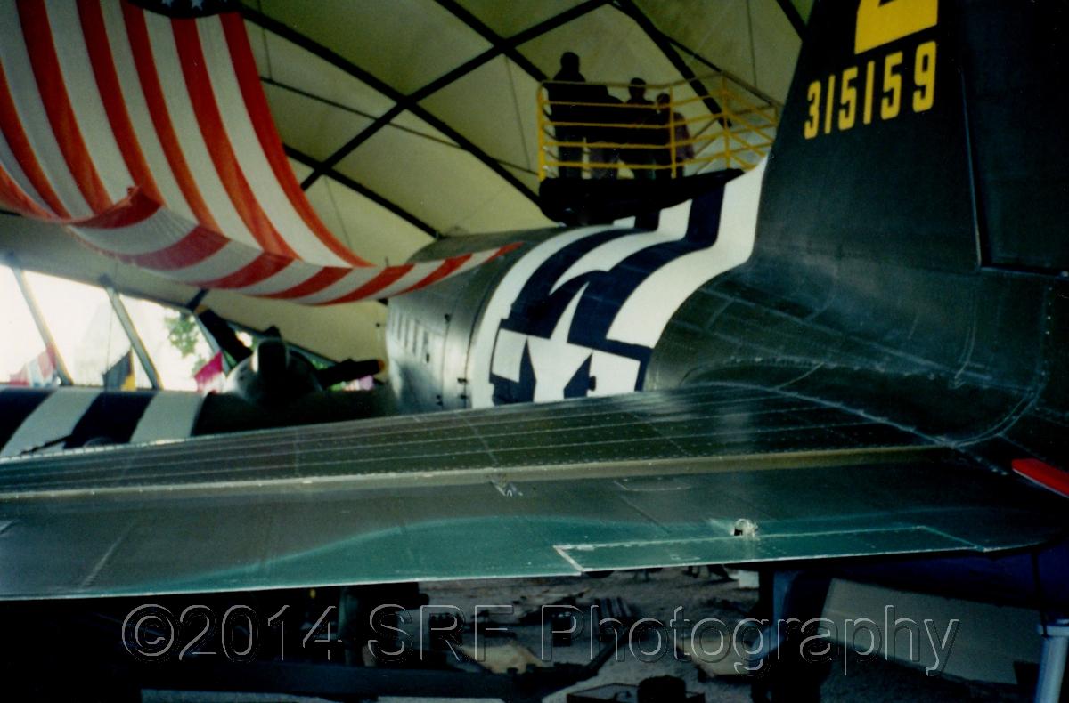 Venerable C-47 Bomber (large view)