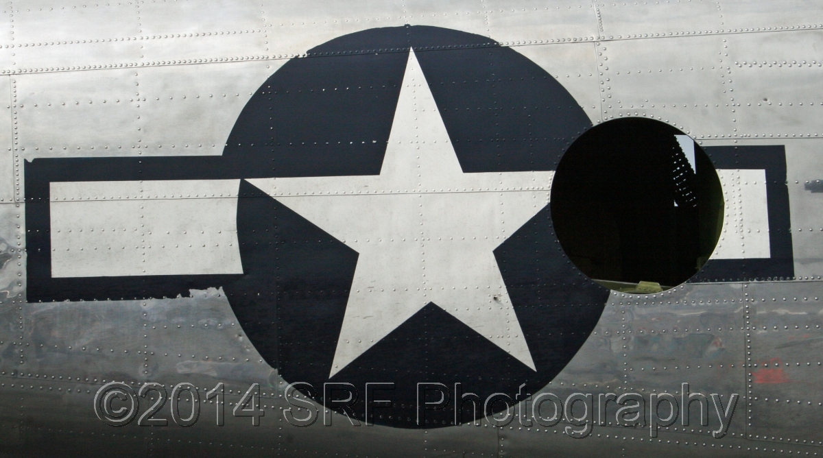 American Colors on Mitchell B-25 (large view)