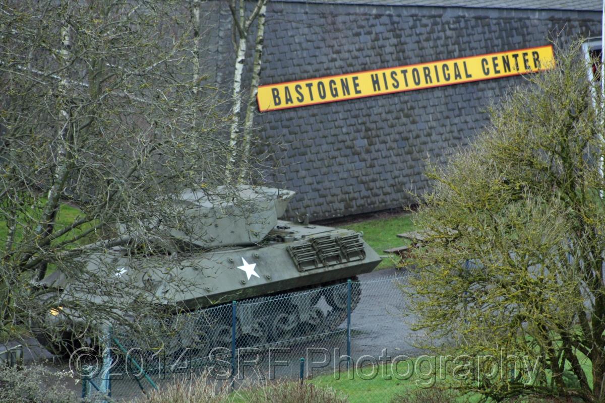 Sherman M10 Tank Destroyer (large view)