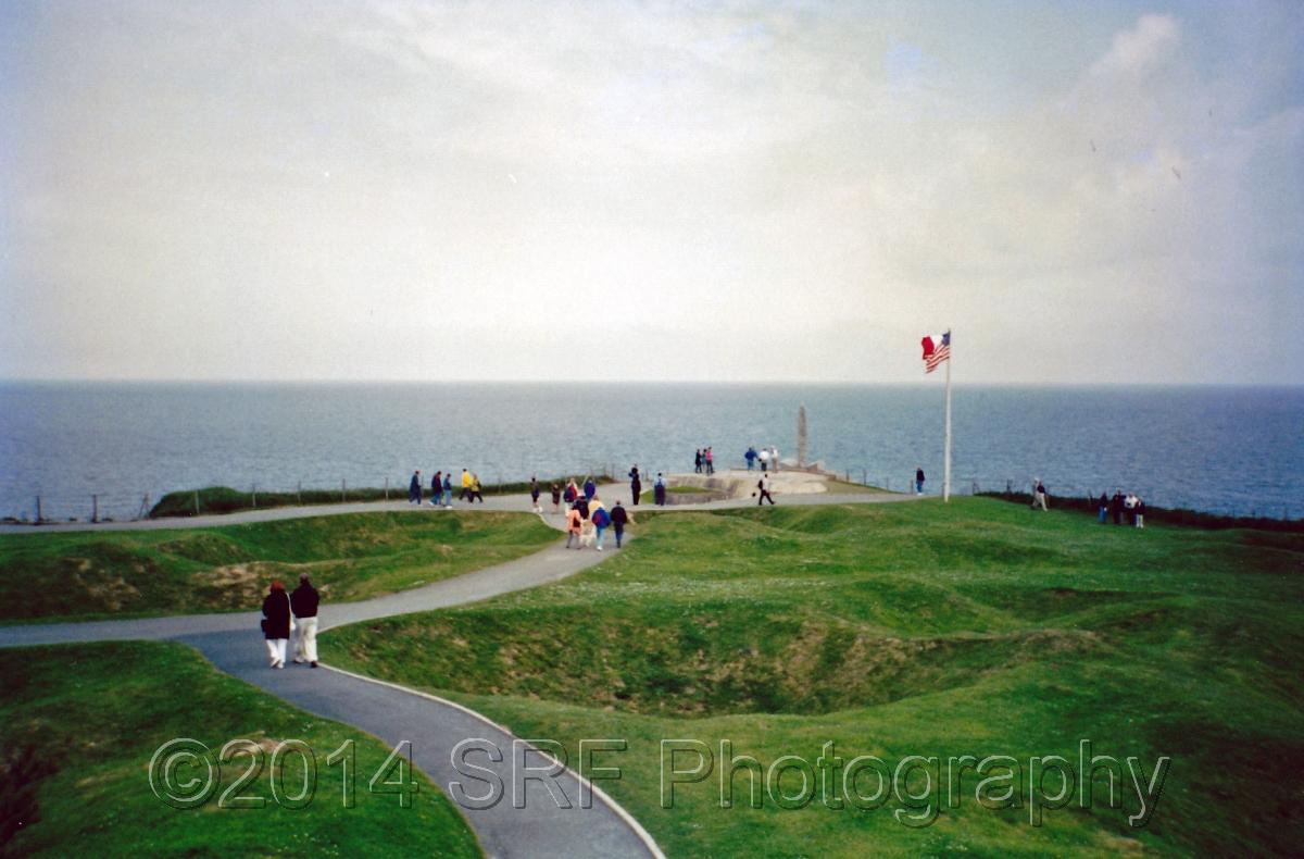 Pointe du Hoc (large view)