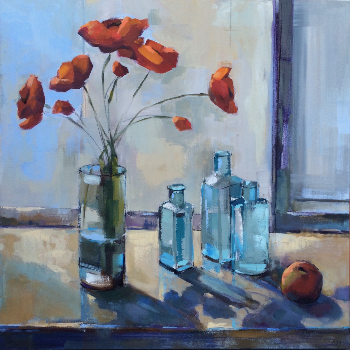 Still Life with Bottles (large view)