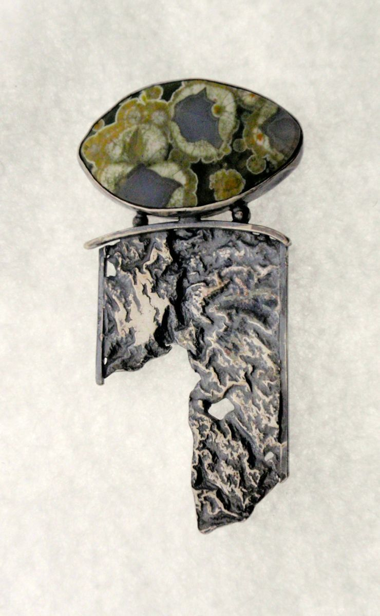 MP - 29 Rhyolite, Silver (large view)