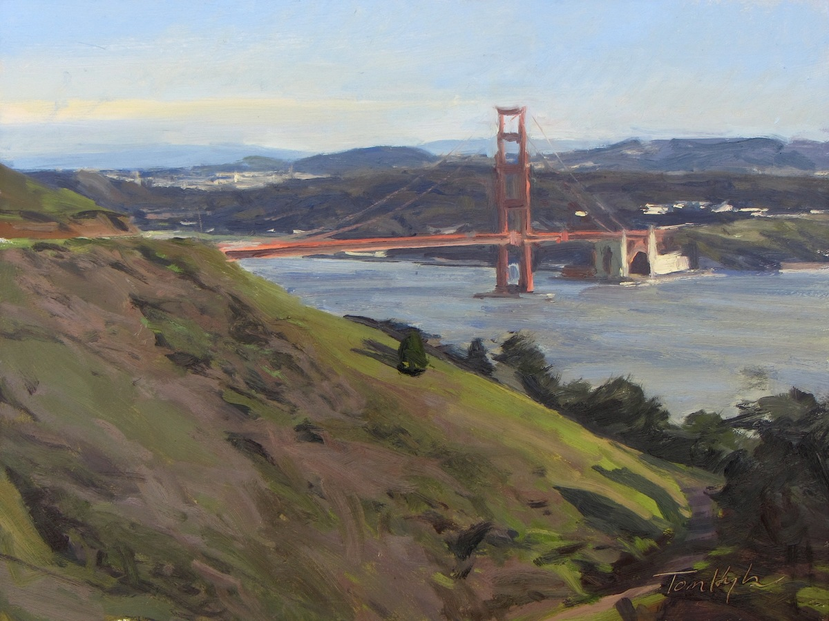 Golden Gate, Afternoon (large view)