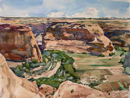 Canyon de Chelly 2 (large view)