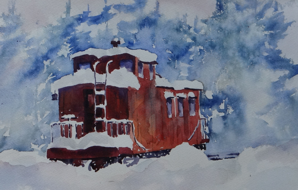 Caboose (large view)