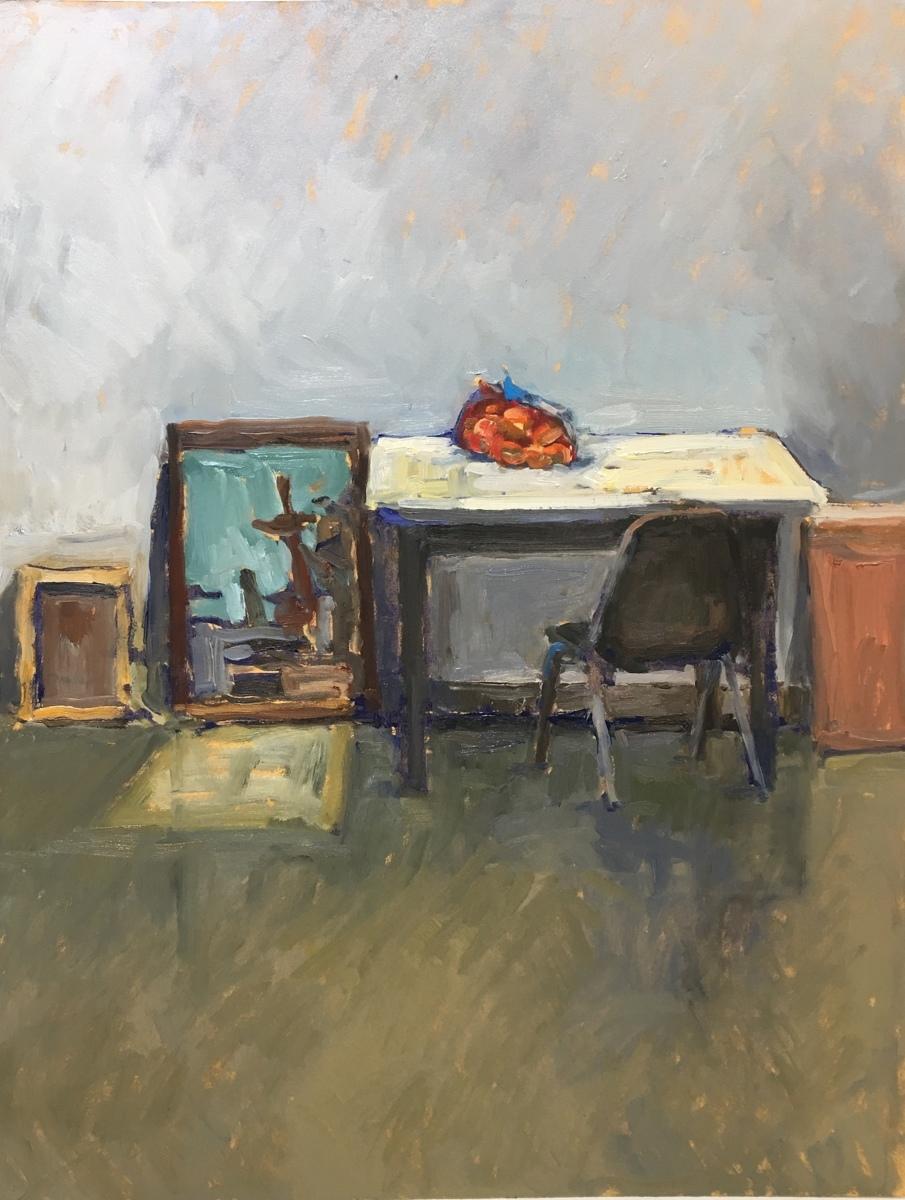 Studio Interior, 1 (large view)
