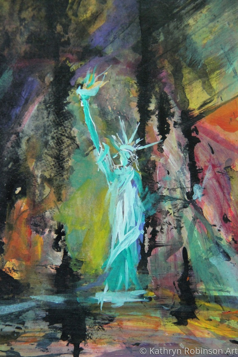 Lady Liberty (large view)